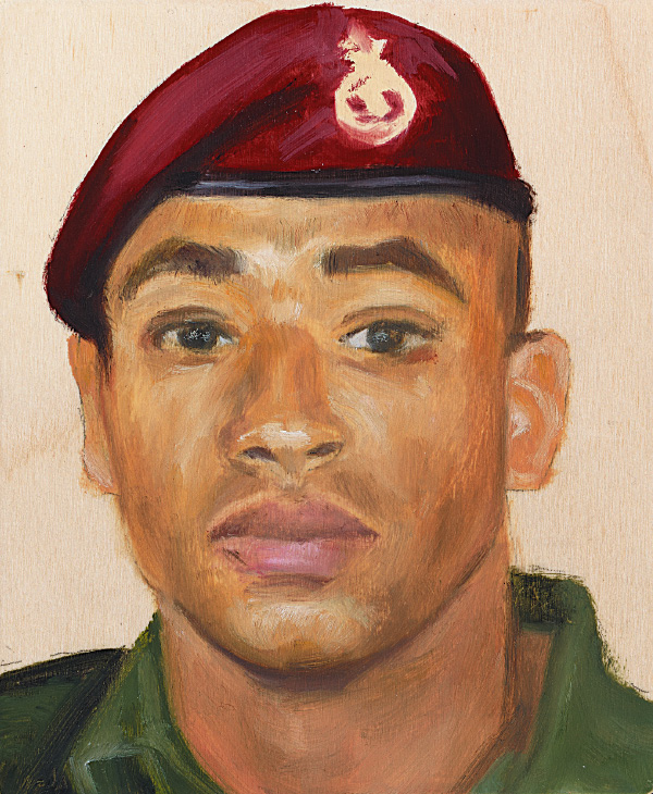 Cpl. Ainsworth Dyer 3rd Battalion, Princess Patricia's Canadian Light Infantry April 18, 2002