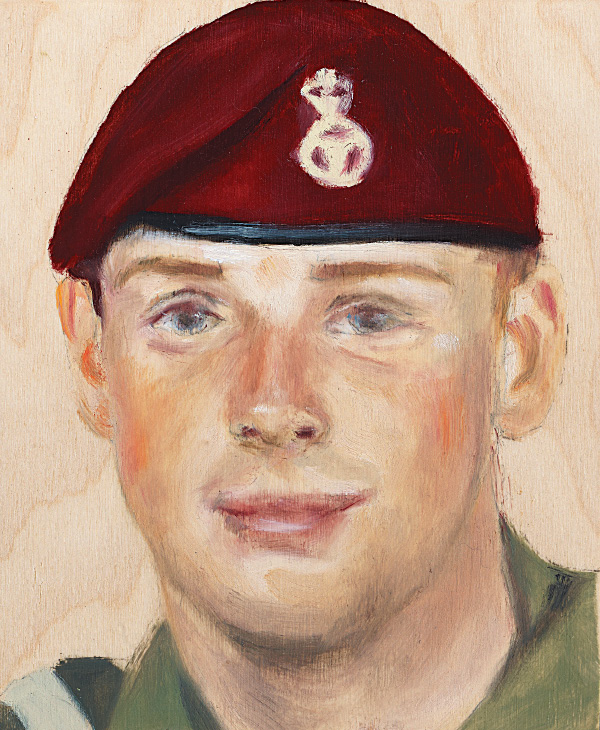 Pte. Richard Green 3rd Battalion, Princess Patricia's Canadian Light Infantry April 18, 2002