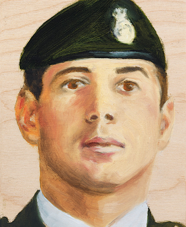 Pte. Nathan Smith 3rd Battalion, Princess Patricia's Canadian Light Infantry April 18, 2002