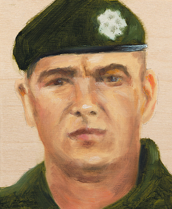 Cpl. Robbie Christopher Beerenfenger 3rd Battalion, Royal Canadian Regiment October 2, 2003