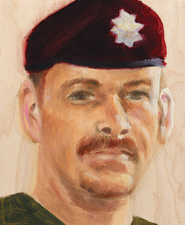 Sgt. Robert Alan Short 3rd Battalion, Royal Canadian Regiment October 2, 2003
