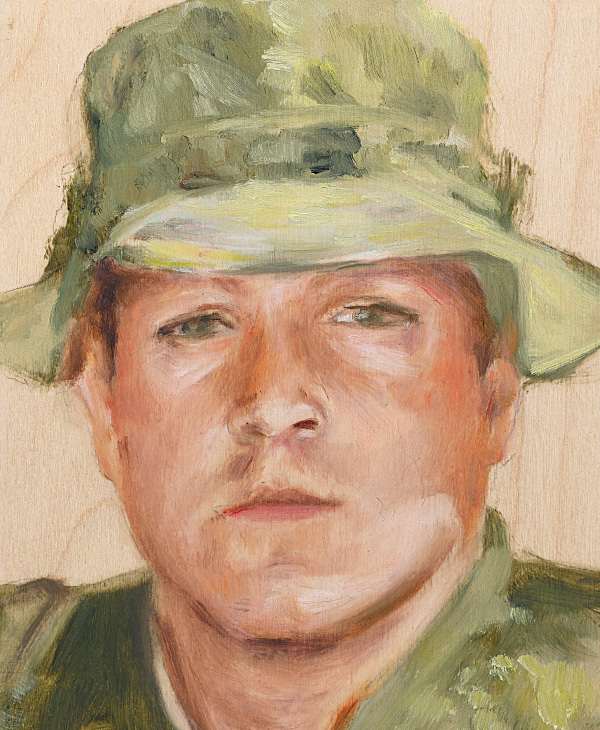 Pte. Braun Scott Woodfield 2nd Battalion, Royal Canadian Regiment November 24, 2005