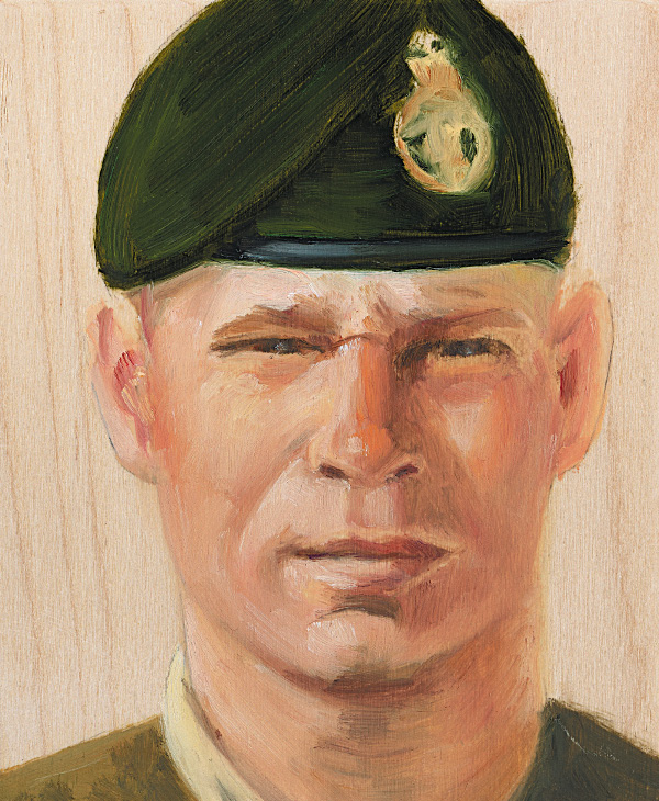 Pte. Robert Costall 1st Battalion, Princess Patricia's Canadian Light Infantry March 29, 2006