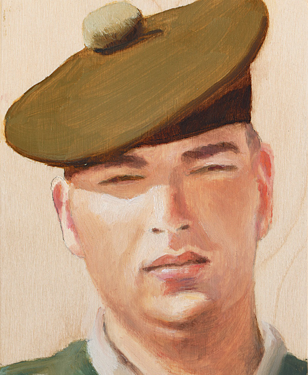 Cpl. Anthony Joseph Boneca Lake Superior Scottish Regiment July 9, 2006