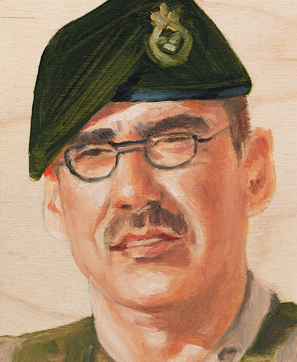 Cpl. Francisco Gomez 1st Battalion, Princess Patricia's Canadian Light Infantry July 22, 2006