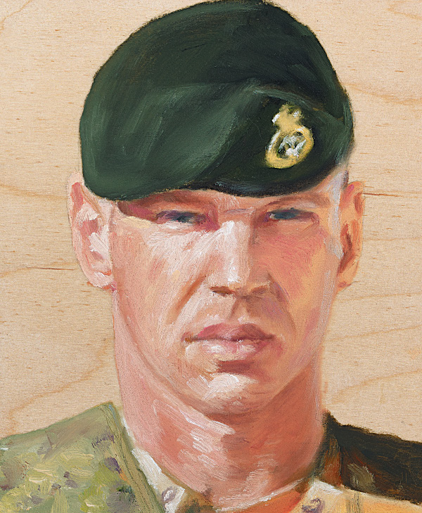 Sgt. Vaughan Ingram 1st Battalion, Princess Patricia's Canadian Light Infantry August 3, 2006