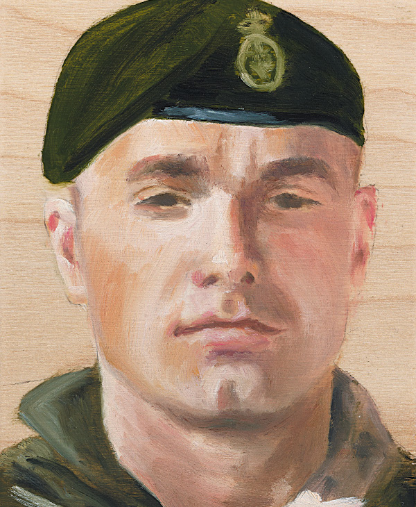 Cpl. Bryce Jeffrey Keller 1st Battalion, Princess Patricia's Canadian Light Infantry August 3, 2006
