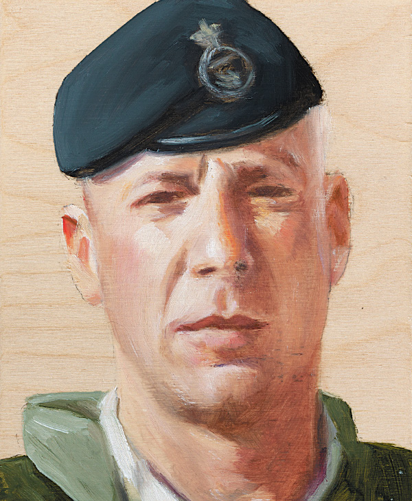 Cpl. Christopher Jonathan Reid 1st Battalion, Princess Patricia's Canadian Light Infantry August 3, 2006