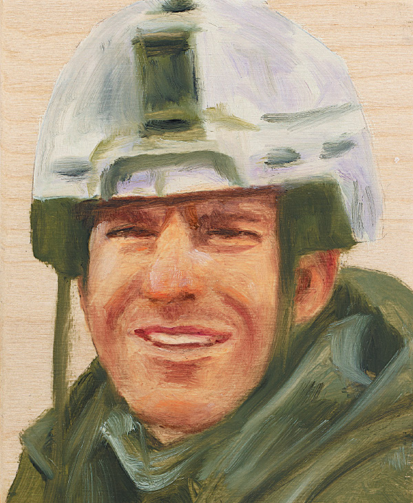 Cpl. Andrew James Eykelenboom 1st Field Ambulance August 11, 2006