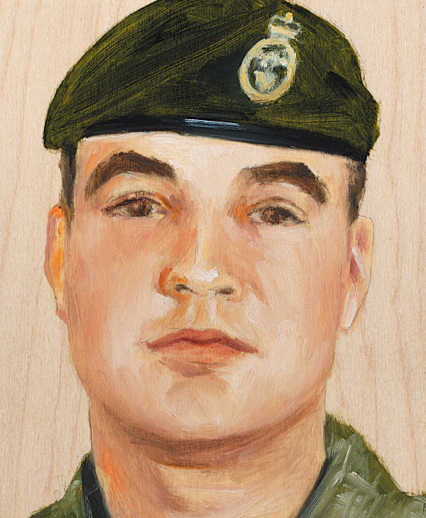 Cpl. David Braun 2nd Battalion, Princess Patricia's Canadian Light Infantry August 22, 2006