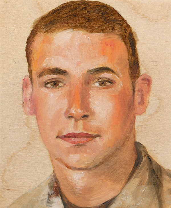 Pte. William Jonathan James Cushley 1st Battalion, Royal Canadian Regiment September 3, 2006