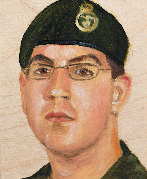 Cpl. Shane Keating 2nd Battalion, Princess Patricia's Canadian Light Infantry September 18, 2006
