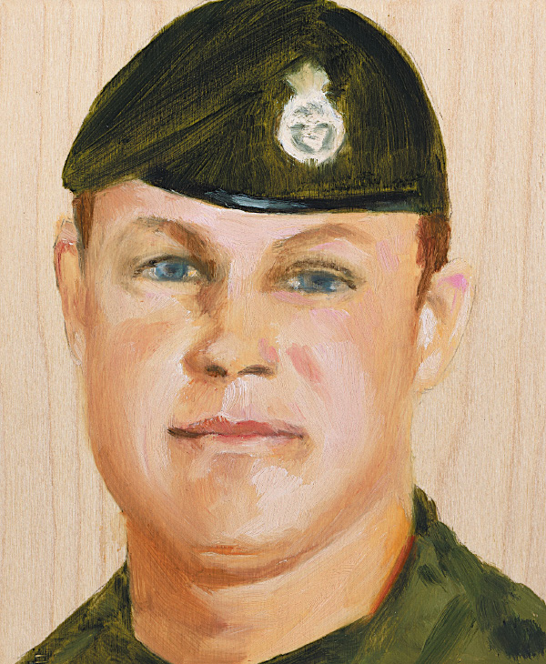 Cpl. Keith Morley 2nd Battalion, Princess Patricia's Canadian Light Infantry September 18, 2006