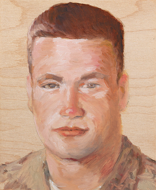 Pte. Josh Klukie 1st Battalion, Royal Canadian Regiment September 29, 2006