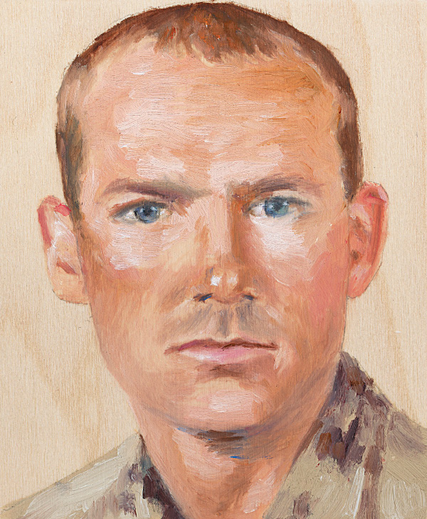 Sgt. Darcy Scott Tedford 1st Battalion, Royal Canadian Regiment October 14, 2006