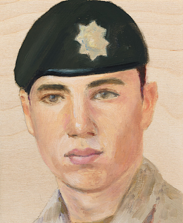 Pte. David Robert Greenslade 2nd Battalion, Royal Canadian Regiment April 8, 2007