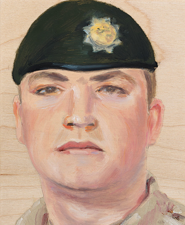 Pte. Kevin Vincent Kennedy 2nd Battalion, Royal Canadian Regiment April 8, 2007