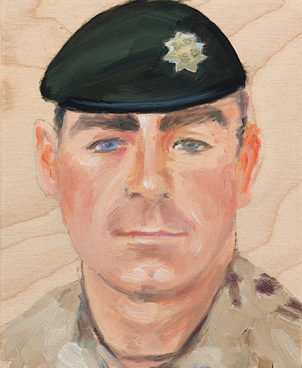 Sgt. Donald Lucas 2nd Battalion, Royal Canadian Regiment April 8, 2007