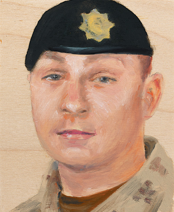 Cpl. Brent Donald Poland 2nd Battalion, Royal Canadian Regiment April 8, 2007