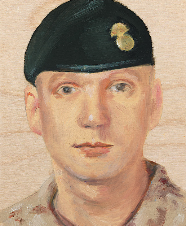 Cpl. Christopher Paul Stannix Princess Louise Fusiliers April 8, 2007