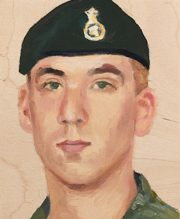 Pte. Joel Wiebe 3rd Battalion, Princess Patricia's Canadian Light Infantry June 20, 2007