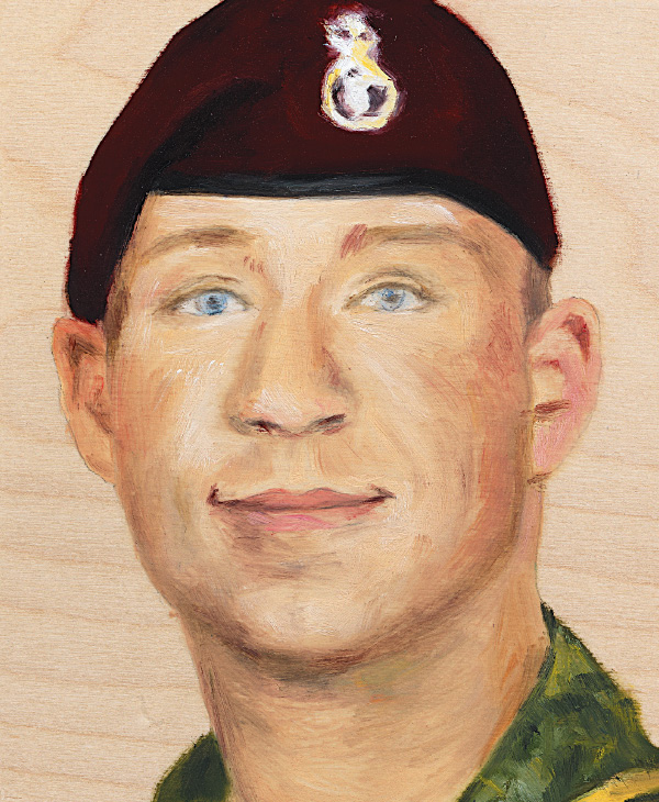 Cpl. Cole D. Bartsch 3rd Battalion, Princess Patricia's Canadian Light Infantry July 4, 2007
