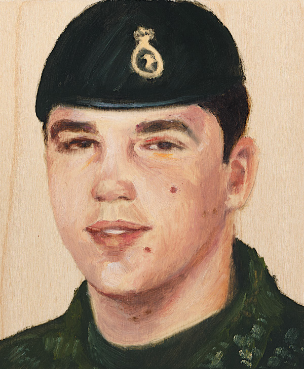 Pte. Lane William Thomas Watkins 3rd Battalion, Princess Patricia's Canadian Light Infantry July 4, 2007