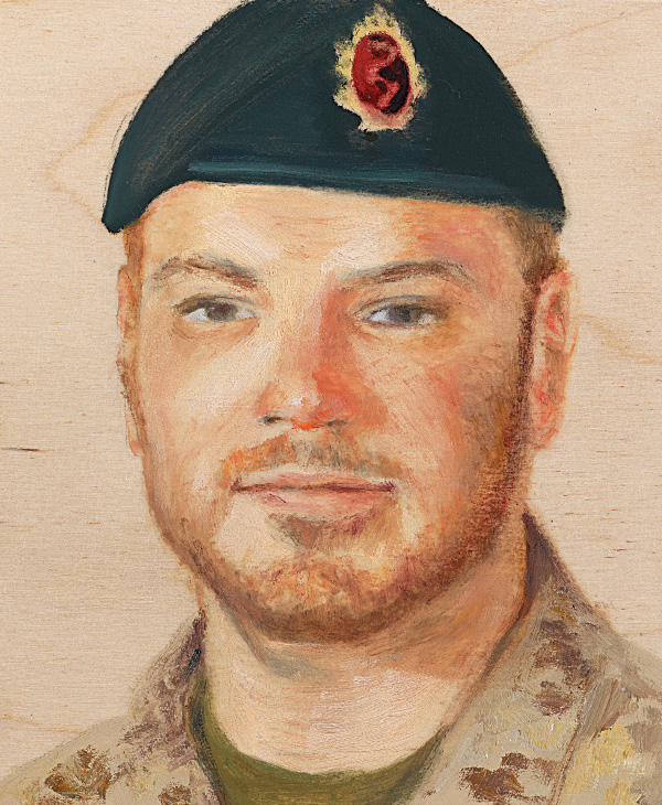 Cpl. Nicolas R. Beauchamp 5th Field Ambulance November 17, 2007