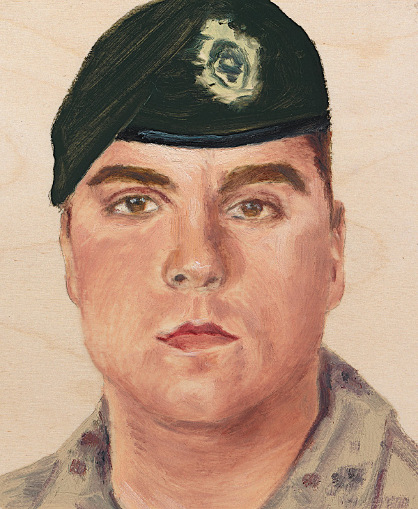 Cpl. Étienne Gonthier 5 Combat Engineer Regiment January 23, 2008