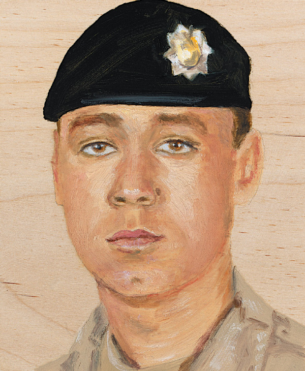 Cpl. Mark Robert Mclaren 1st Battalion, Royal Canadian Regiment December 5, 2008