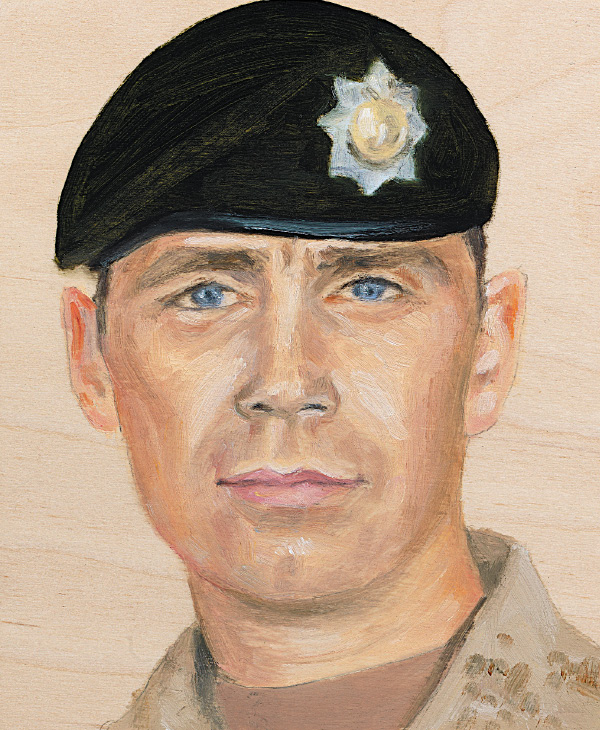Wo Robert Wilson 1st Battalion, Royal Canadian Regiment December 5, 2008