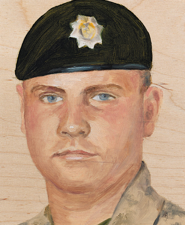 Pte. Michael Freeman 3rd Battalion, Royal Canadian Regiment December 26, 2008