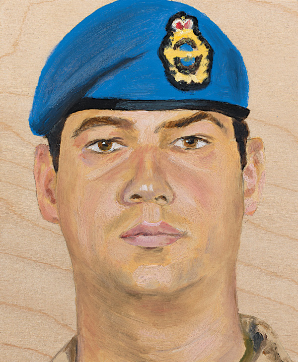 Cpl. Dany Olivier Fortin 425 Tactical Fighter Squadron, 3 Wing Bagotville March 3, 2009