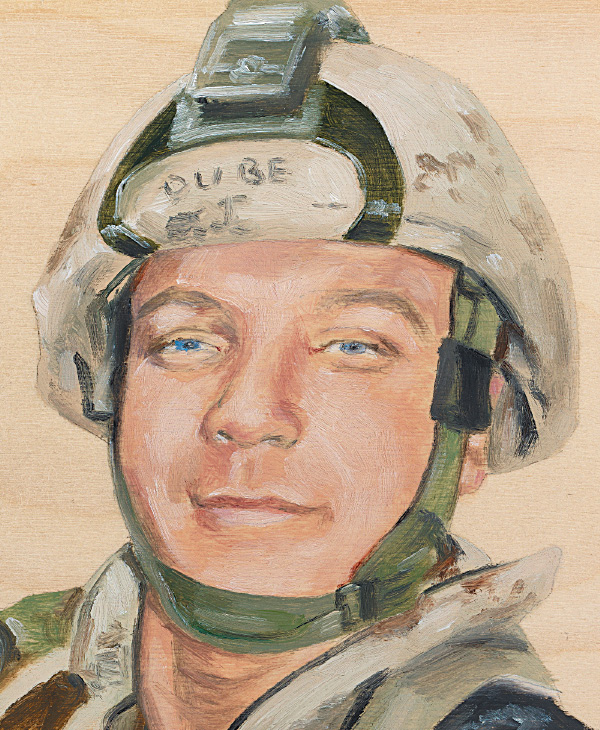 Cpl. Martin Dubé 5 Combat Engineer Regiment June 14, 2009