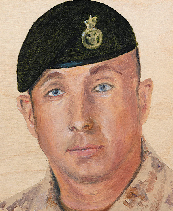 Cpl. Nicholas Bulger 3rd Battalion, Princess Patricia's Canadian Light Infantry July 3, 2009
