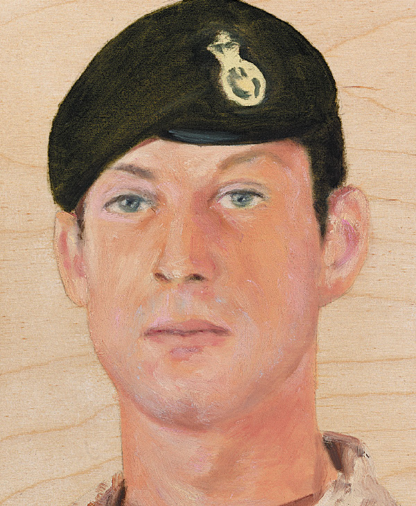 Lt. Justin Boyes 3rd Battalion, Princess Patricia's Canadian Light Infantry October 28, 2009