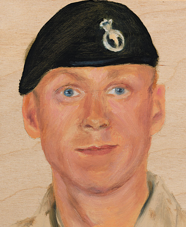 Lt. Andrew Richard Nuttall 1st Battalion, Princess Patricia's Canadian Light Infantry December 23, 2009
