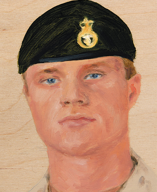 Pte. Garrett William Chidley 2nd Battalion, Princess Patricia's Canadian Light Infantry December 30, 2009