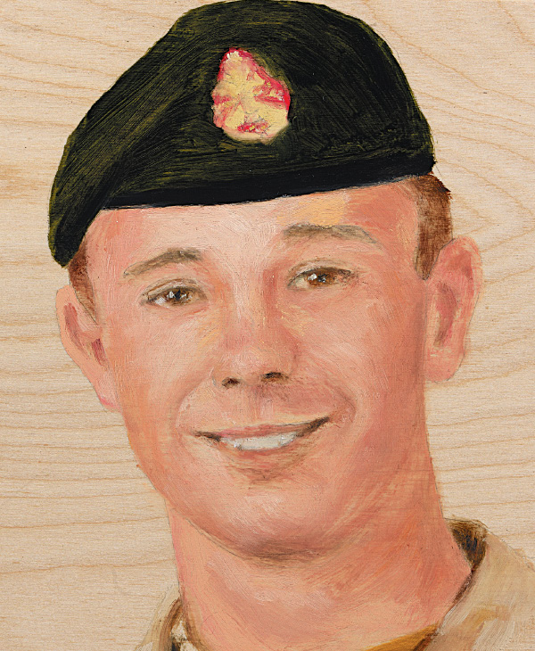 Cpl. Zachery Mccormack Loyal Edmonton Regiment, 4th Battalion, Princess Patricia's Canadian Light Infantry December 30, 2009