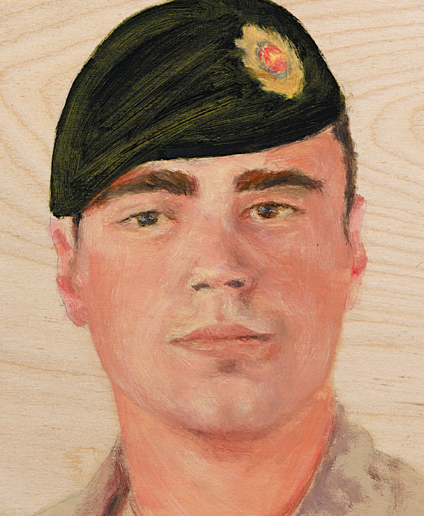 Sgt. George Miok 41 Combat Engineer Regiment December 30, 2009