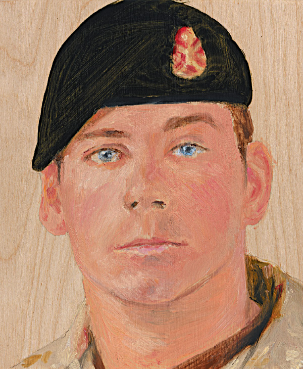 Cpl. Joshua Caleb Baker Loyal Edmonton Regiment, 4th Battalion, Princess Patricia's Canadian Light Infantry February 12, 2010