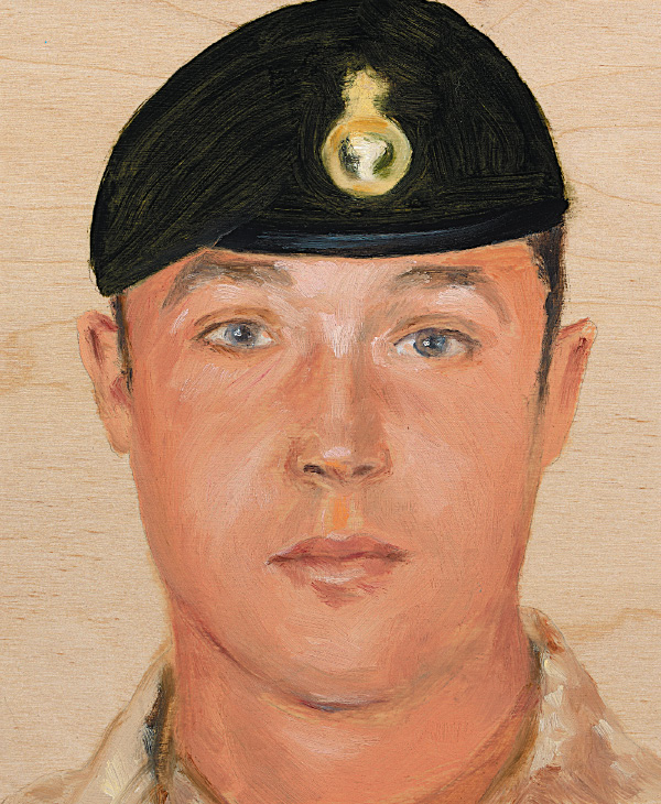 Pte. Tyler William Todd 1st Battalion, Princess Patricia's Canadian Light Infantry April 11, 2010