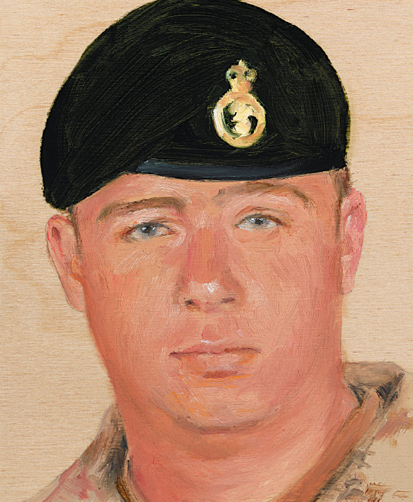 Pte. Kevin Thomas Mckay 1st Battalion, Princess Patricia's Canadian Light Infantry May 13, 2010