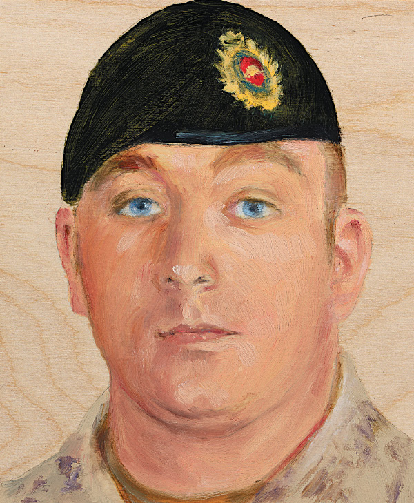Sgt. James Patrick Macneil 2 Combat Engineer Regiment June 21, 2010